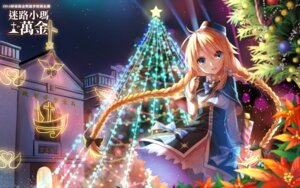 Rating: Safe Score: 34 Tags: christmas dress hika_(cross-angel) magi_in_wanchin_basilica pantyhose tagme wallpaper User: fairyren