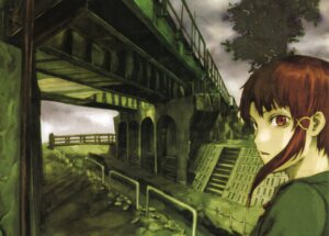 Rating: Safe Score: 4 Tags: abe_yoshitoshi iwakura_lain serial_experiments_lain User: Radioactive