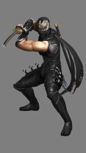 Rating: Questionable Score: 2 Tags: bodysuit male ninja ninja_gaiden_3 ryu_hayabusa sword User: Yokaiou
