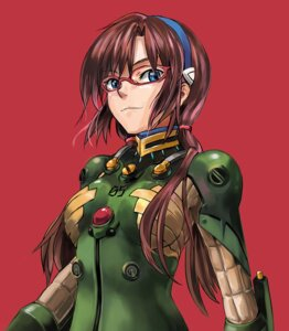 Rating: Safe Score: 18 Tags: makinami_mari_illustrious neon_genesis_evangelion qianshuhao User: mohawk