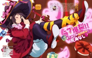 Rating: Safe Score: 31 Tags: bloomers dress imaizumi_naoko kono_subarashii_sekai_ni_shukufuku_wo! megumin pantyhose valentine witch User: drop
