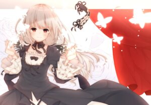 Rating: Safe Score: 4 Tags: rozen_maiden suigintou tagme User: BattlequeenYume