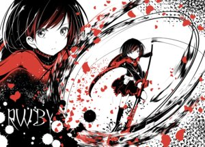 Rating: Safe Score: 37 Tags: dekochin_hammer ruby_rose rwby User: 椎名深夏