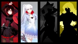 Rating: Safe Score: 17 Tags: blake_belladonna dress monty_oum pantyhose ruby_rose rwby wallpaper weapon weiss_schnee yang_xiao_long User: リナ