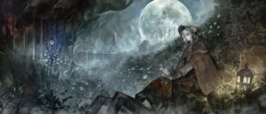 Rating: Safe Score: 46 Tags: alcd blood bloodborne landscape plain_doll User: Mr_GT