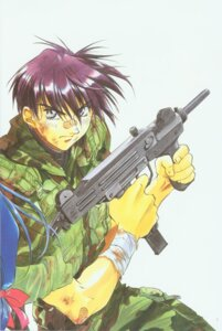 Rating: Safe Score: 3 Tags: full_metal_panic gun male sagara_sousuke shikidouji User: Feito