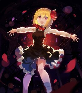 Rating: Safe Score: 27 Tags: jpeg_artifacts rin_falcon rumia touhou User: Nepcoheart