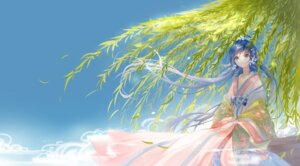 Rating: Safe Score: 21 Tags: kimono luo_tianyi vocaloid yaduo User: Arsy