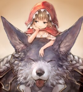 Rating: Questionable Score: 33 Tags: granblue_fantasy renie_(granblue_fantasy) sukemyon wulf_(granblue_fantasy) User: sym455