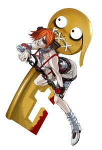 Rating: Safe Score: 13 Tags: a.b.a. guilty_gear guilty_gear_xx_accent_core weapon User: Radioactive