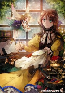 Rating: Safe Score: 24 Tags: dress fairy kyouka_hatori wings User: Twinsenzw
