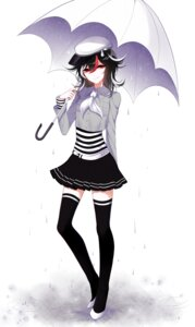 Rating: Safe Score: 36 Tags: horns kijin_seija sheya thighhighs touhou umbrella User: Mr_GT