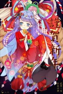 Rating: Safe Score: 12 Tags: kimono pointy_ears yanye User: Mr_GT