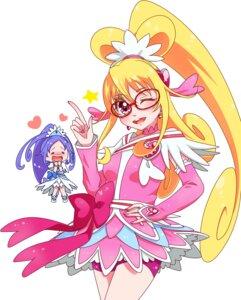 Rating: Safe Score: 9 Tags: aida_mana dokidoki!_precure hishikawa_rikka megane pretty_cure yupiteru User: charunetra