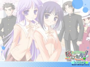 Rating: Safe Score: 6 Tags: happiness kamijou_saya ko~cha seifuku wallpaper watarase_jun windmill User: noirblack