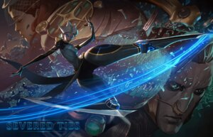 Rating: Safe Score: 12 Tags: bodysuit league_of_legends tagme weapon User: Radioactive