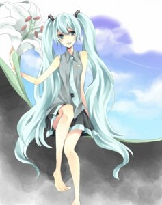 Rating: Safe Score: 7 Tags: hatsune_miku vocaloid yuzuki_karu User: charunetra