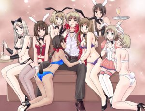 Rating: Questionable Score: 20 Tags: belarus belgium cleavage hetalia_axis_powers hungary liechtenstein mamaru seychelles taiwan ukraine united_kingdom vietnam User: lolishouta2085