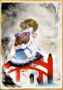Rating: Safe Score: 3 Tags: koyomi koyomiuta mizuhashi_parsee touhou User: midzki
