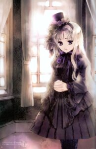 Rating: Safe Score: 10 Tags: gothic_lolita kuramoto_kaya lolita_fashion User: petopeto