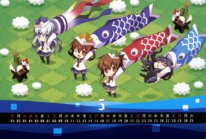 Rating: Safe Score: 20 Tags: akatsuki_(kancolle) calendar carnelian chibi hibiki_(kancolle) ikazuchi_(kancolle) inazuma_(kancolle) kantai_collection pantyhose seifuku User: b923242