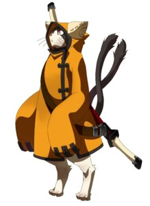 Rating: Safe Score: 4 Tags: arc_system_works blazblue blazblue:_calamity_trigger eyepatch jubei male mori_toshimichi neko sword User: HaruhiSuzumiya