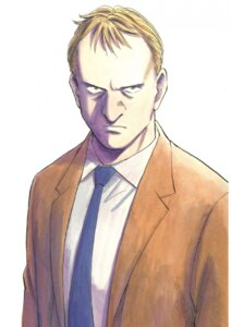 Rating: Safe Score: 2 Tags: male pluto urasawa_naoki User: Umbigo