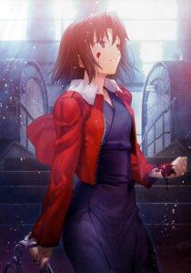 Rating: Safe Score: 28 Tags: blood kara_no_kyoukai kimono ryougi_shiki takeuchi_takashi type-moon weapon User: fireattack