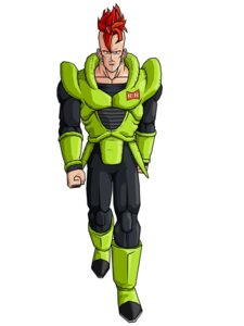 Rating: Safe Score: 3 Tags: android_16 dragon_ball dragon_ball_z male User: Radioactive