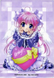 Rating: Safe Score: 4 Tags: dress goto_nao wings User: Radioactive