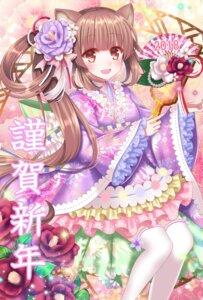 Rating: Safe Score: 22 Tags: animal_ears lolita_fashion thighhighs wa_lolita yuzushiro User: Mr_GT