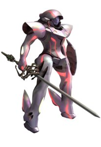 Rating: Safe Score: 3 Tags: cg e_s_pilum mecha xenosaga xenosaga_ii User: Manabi