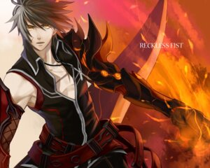 Rating: Safe Score: 13 Tags: elsword male raven_(elsword) yanmada User: fairyren