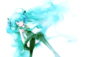 Rating: Safe Score: 10 Tags: exit_tunes hatsune_miku shimeko vocaloid User: charunetra