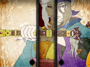 Rating: Safe Score: 9 Tags: male mononoke signed wallpaper User: Umbigo