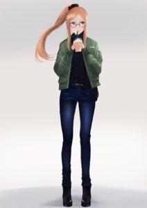 Rating: Safe Score: 10 Tags: akito_(d30n26) megane sweater tagme User: Dreista
