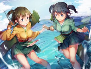 Rating: Safe Score: 31 Tags: hiryuu_(kancolle) kantai_collection pg_(pgouwoderen) souryuu_(kancolle) User: Mr_GT