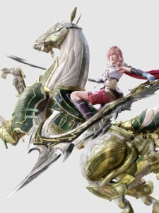 Rating: Safe Score: 15 Tags: cg duplicate final_fantasy final_fantasy_xiii lightning odin_(final_fantasy) square_enix User: Envy