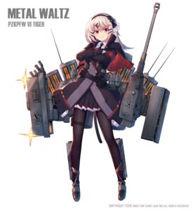 Rating: Safe Score: 42 Tags: anthropomorphization jugatsu_junichi metal_waltz pantyhose uniform weapon User: KazukiNanako