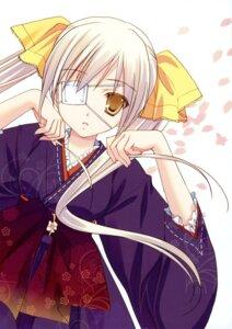 Rating: Safe Score: 15 Tags: eyepatch fixme kimono kokikko sesena_yau stitchme User: jjj14