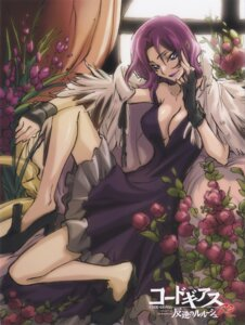Rating: Safe Score: 38 Tags: cleavage code_geass cornelia_li_britannia dress ishida_kana User: Aurelia