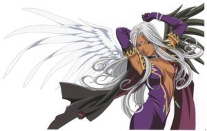 Rating: Safe Score: 25 Tags: ah_my_goddess angel urd wings User: Radioactive