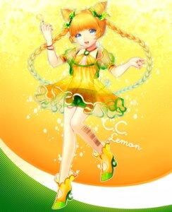 Rating: Safe Score: 15 Tags: c.c._lemon c.c._lemon_(character) momoshiki_tsubaki User: vanilla