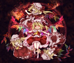 Rating: Safe Score: 18 Tags: flandre_scarlet touhou toutenkou User: itsu-chan