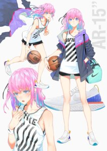 Rating: Safe Score: 37 Tags: basketball girls_frontline ladic User: nphuongsun93
