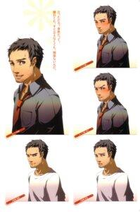Rating: Safe Score: 2 Tags: doujima_ryoutarou male megaten persona persona_4 soejima_shigenori User: admin2