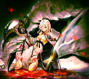 Rating: Safe Score: 55 Tags: blood cleavage drakengard_3 monster so-bin sword zero_(drakengard) User: zero|fade