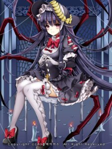 Rating: Safe Score: 49 Tags: heels kaizin_rumble lolita_fashion monster_girl primcoco thighhighs User: tbchyu001
