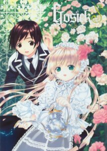 Rating: Safe Score: 15 Tags: dress gosick kujo_kazuya lolita_fashion takeda_hinata victorica_de_broix User: petopeto