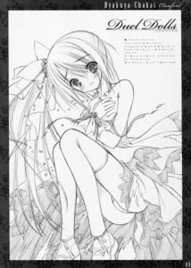 Rating: Questionable Score: 9 Tags: monochrome pantsu thighhighs tinkerbell tinkle User: admin2
